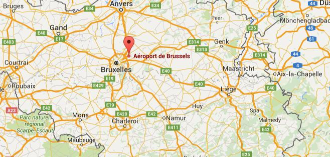 explosions aéroport Bruxelles