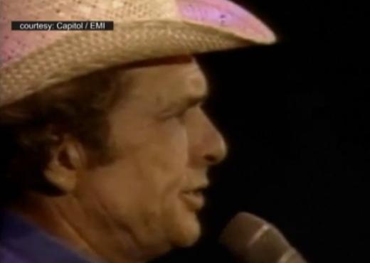 Merle Haggard célèbre musicien de country est mort