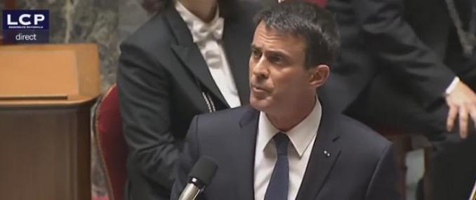 Valls Loi Travail 49,3