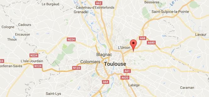 Toulouse. Accident de train à Montrabe un chauffeur de camion grièvement blessé