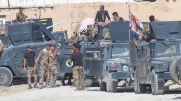 Des tracts sur Mossoul : arme psychologique face aux combattants de Daech