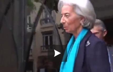 Christine Lagarde face aux juges dans l'affaire Tapie