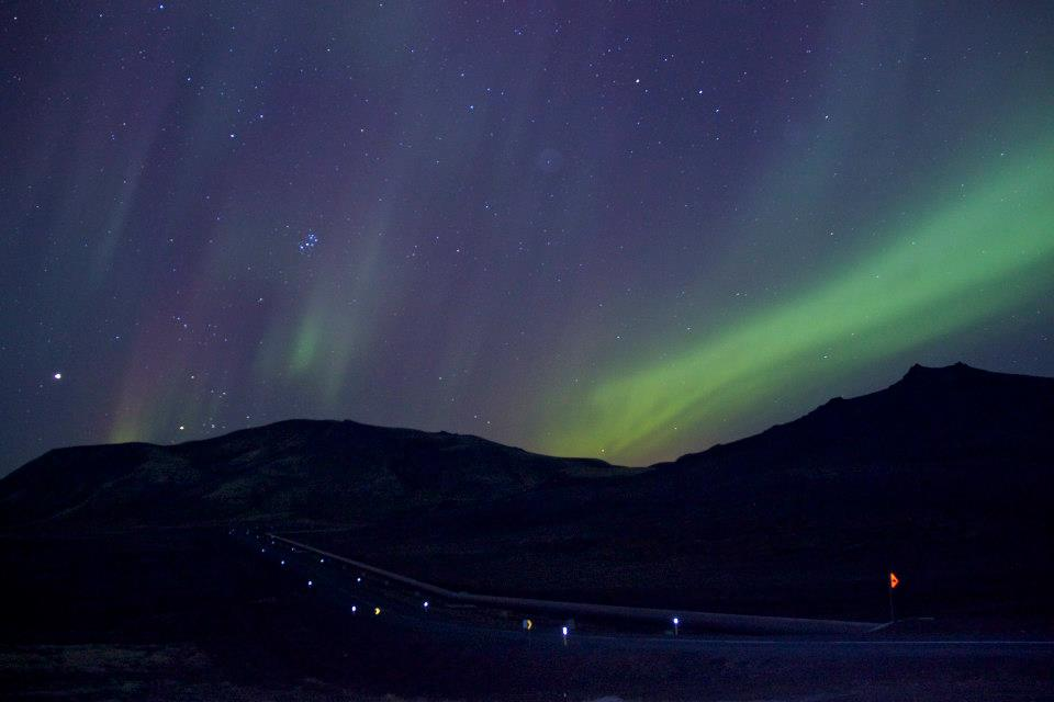Can I See Northern Lights Iceland October
