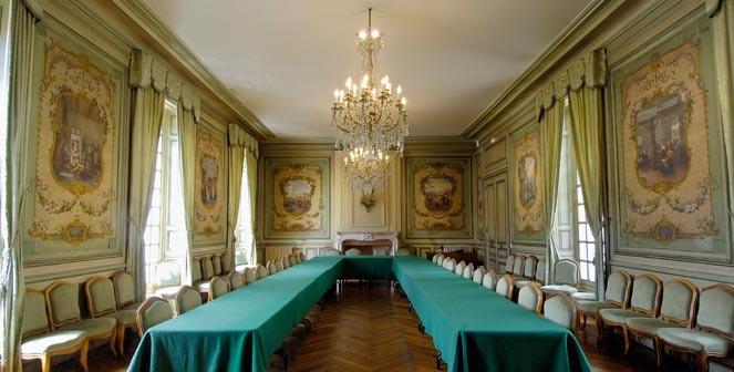 Le Grand Salon ou Salle dHonneur  CCI Touraine