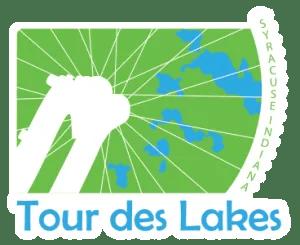 Tour des Lakes Lake Wawasee Bike Ride