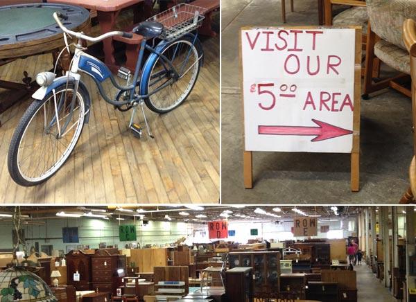 Vintage Girls Bike Inventory At Grq Used Furniture