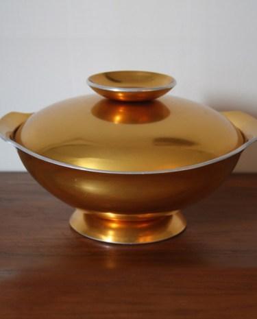 Olden Design Norway aluminum bowl