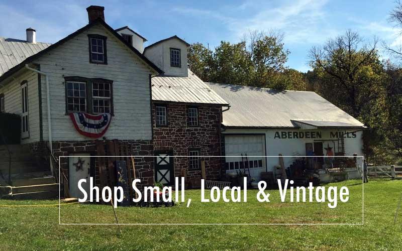 Aberdeen Mills antique and vintage sale