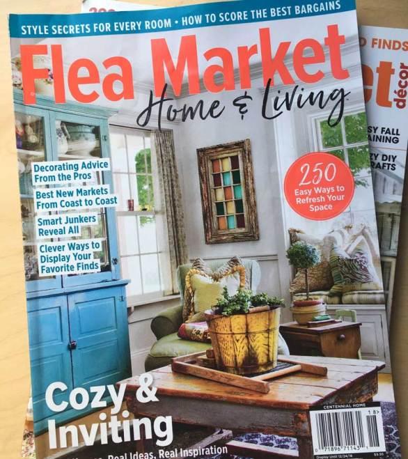Flea Market Magazine Roundup