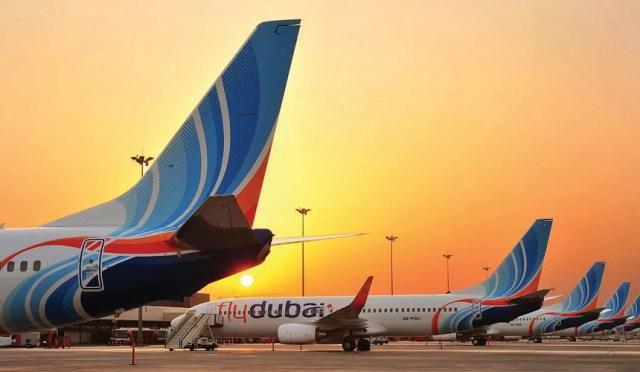 Авиакомпания flydubai будет летать из 11 российских аэропортов