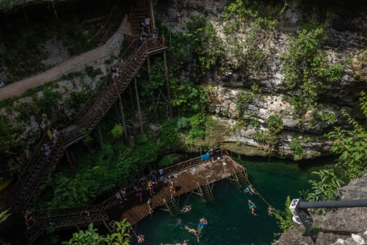 2018-10-11 - Cenote Saamal-3