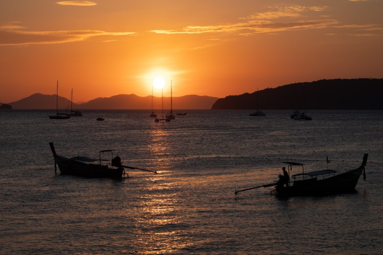 2019-02-15 - Ao Nang au soleil couchant-24