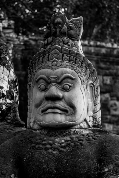 2019-03-14 - Statues Angkor Thom-14