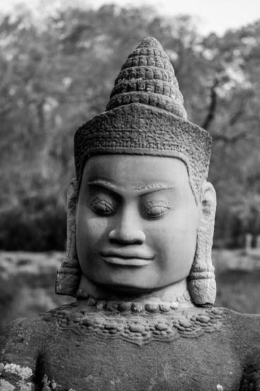 2019-03-14 - Statues Angkor Thom-5