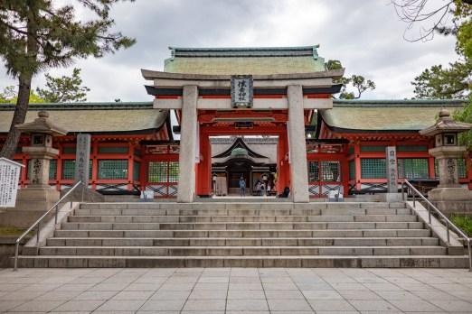 2019-05-16 - Sumiyoshi Taisha-4
