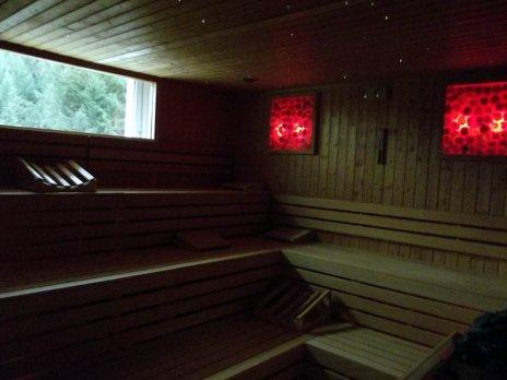 Sauna im Waldhotel Marienhöhe