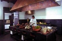 Ayurvedische Gerichte für jeden Gast individuell zubereitet