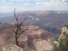 Eröffnet in kürze wieder. Grand Canyon in den USA.