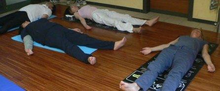Yoga in Livigno