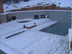 Schneeschuhwanderung Pool im Kronthaler