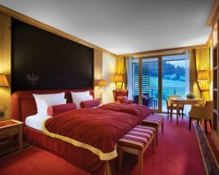 das Tirol - Deluxe Room