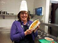 Gloria Serenity Resort - Gabriele Wilms beim Kochkurs