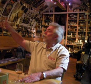 Kyrburg-Whiskymuseum