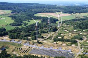 16 Morbacher Energielandschaft Foto Gemeinde Morbach