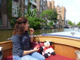 Bootstour in Grachten Amsterdams 5