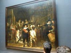 Die Nachtwache von Rembrandt, 1642