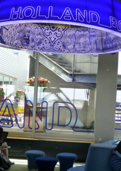 Flughafen Schiphol 12