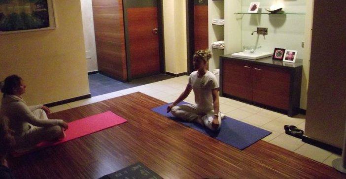Yogaübungen 4