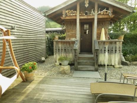 Spa-Suite Sauna