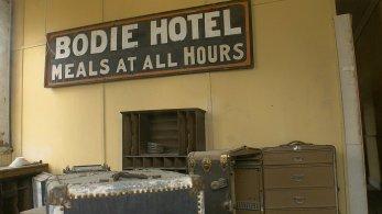 Bodie Hotel - Hereinspaziert