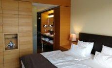 Zimmer in Parkhaus