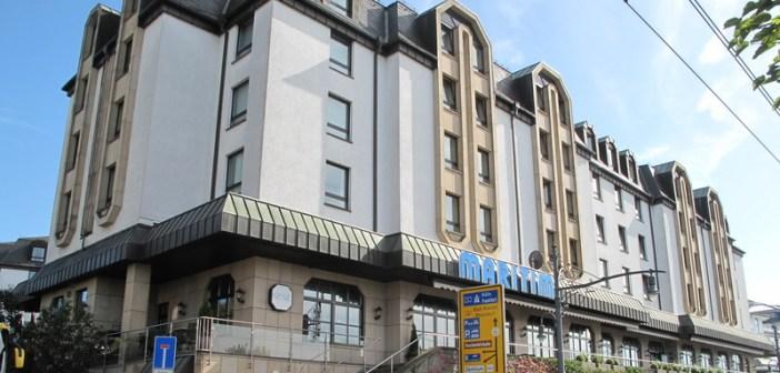 "Das ""neue"" Maritim Hotel"