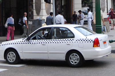 Eight taxi drivers you'd meet in Egypt!