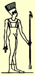 Khnum, Ramses II and Anqet