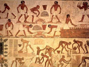 Image result for Egyptian heiroglyphics about Israelites
