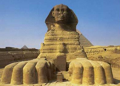 The Great Sphinx at Giza