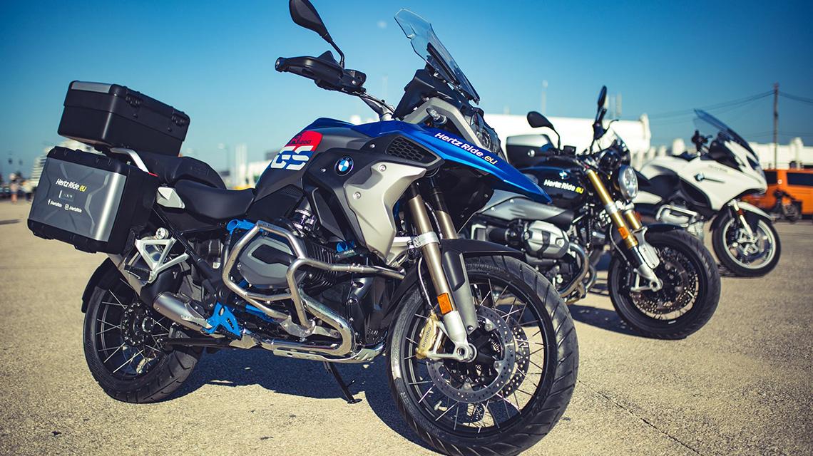 hertz ride motorradvermietung in osterreich und slowenien