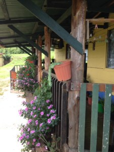 farm worker's home