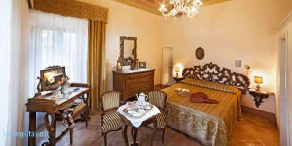 Holiday Farm Villa Cicchi Touring Italy