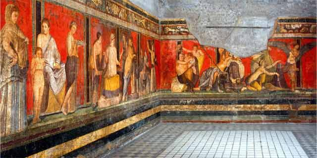 Pompeii the unique city and its history art and culture