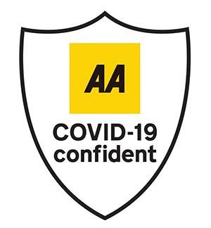 Covid confident