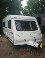 Caravan elddis avante 636 for sale – £11,000 ono