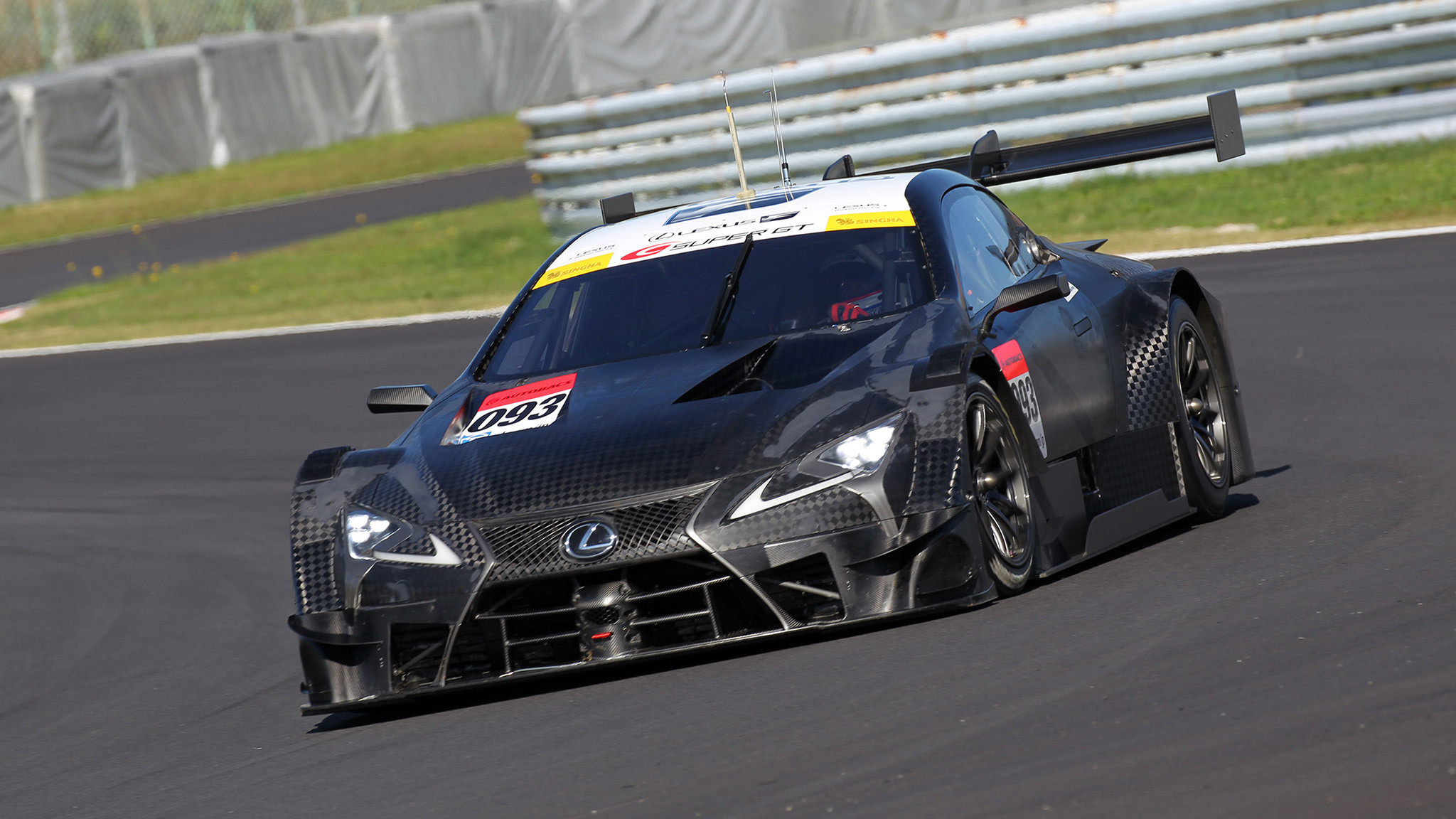 Lexus And Nissan To Bring Cars To The DTM Finale