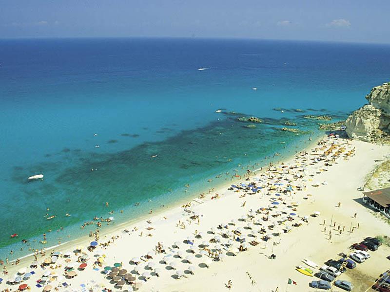 Le spiagge pi belle della Calabria la costa tirrenica da