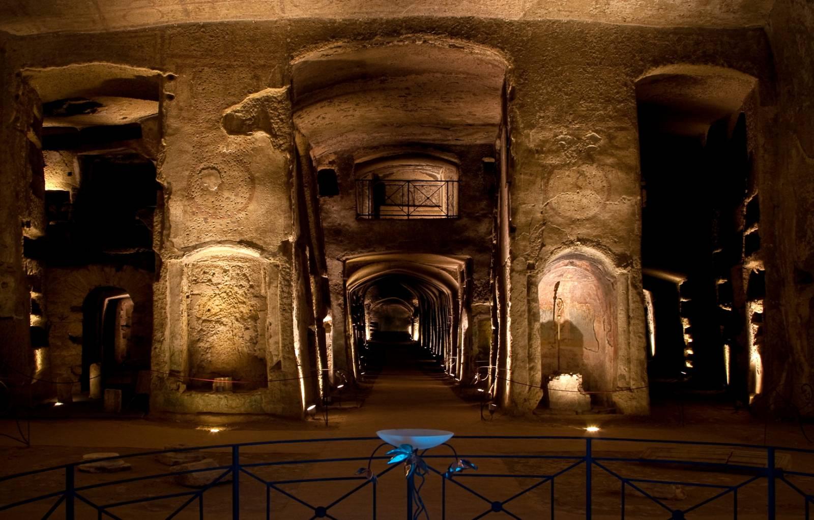Le pi belle citt sotterranee in Italia  Sud e isole