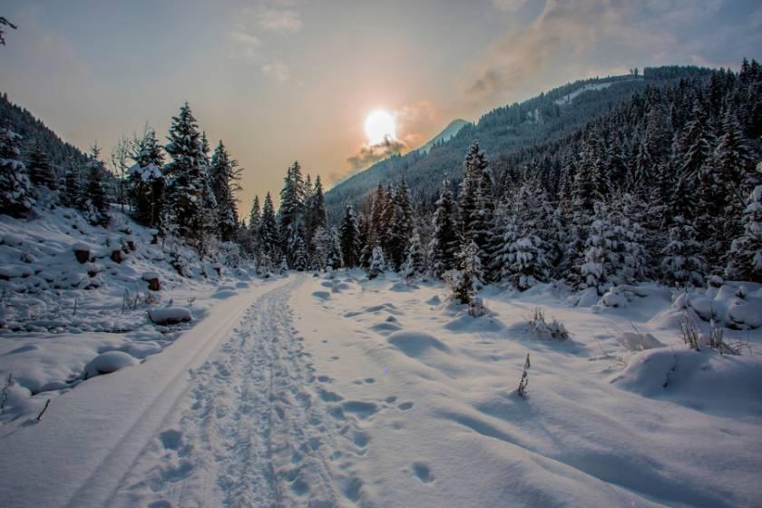 Baite di charme e paesaggi innevati natura e vacanze